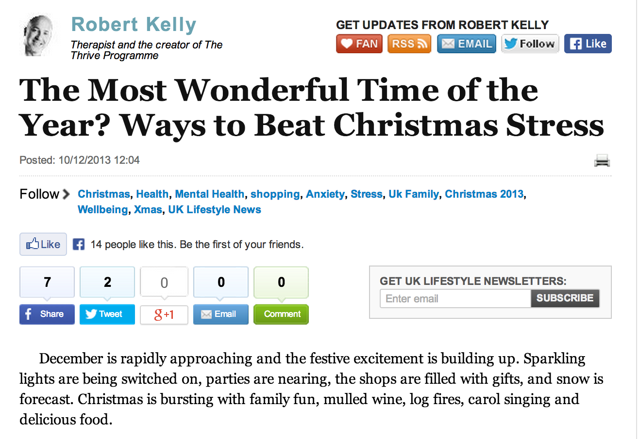 Screen-Shot-2013-12-10-at-14.13.04 It's the most wonderful time of the year: how to beat xmas stress - HuffPost blog