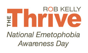National Emetophobia Awareness Day Logo
