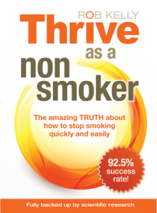Stop Smoking with The Thrive Programme - Find out more !