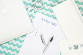 GOALS New Year's Resolutions don't work.  Try something different in 2017!